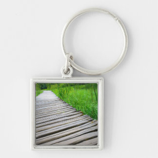 Plitvice National Park in Croatia Hiking Trails Key Ring