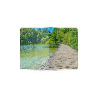 Plitvice National Park in Croatia Hiking Trails Passport Holder