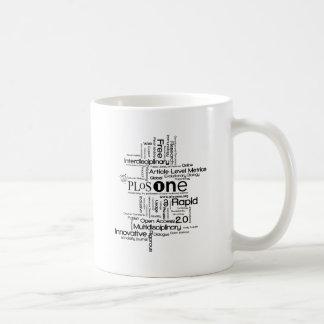 PLoS ONE 2010 Coffee Mug
