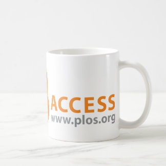 PLoS Open Access Mug