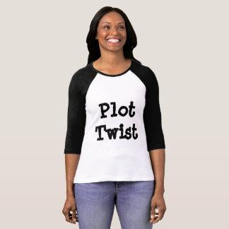 Plot Twist Women's Tee-Shirt T-Shirt