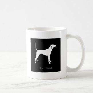 Plott Hound Mug (Black)