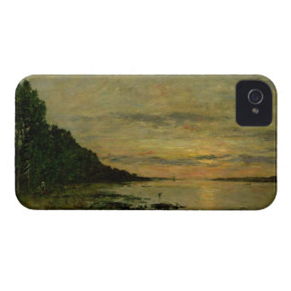 Plougastel-Daoulas, c.1870-73 (oil on canvas) iPhone 4 Cases