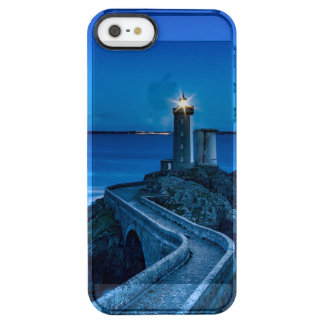 Plouzane, France, Lighthouse Clear iPhone SE/5/5s Case