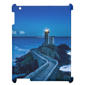 Plouzane, France, Lighthouse Cover For The iPad 2 3 4