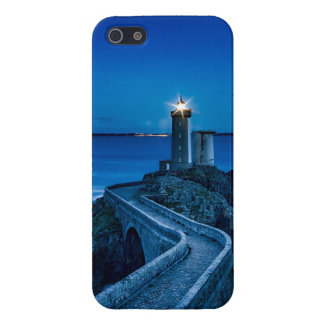 Plouzane, France, Lighthouse iPhone 5 Cover