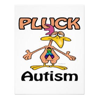 Pluck Autism Awareness Design Announcements