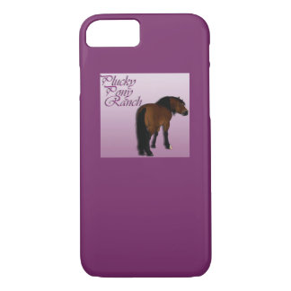 Plucky Pony Ranch On phone cover
