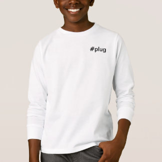 Plug long sleeve shirt