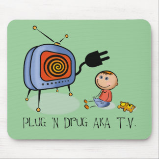 Plug N Drug AKA TV mousepad