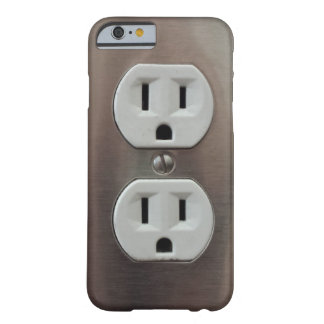 Plug Outlet Barely There iPhone 6 Case