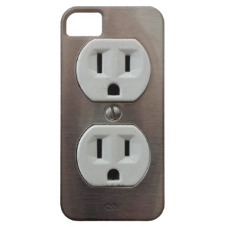 Plug Outlet iPhone 5 Cover