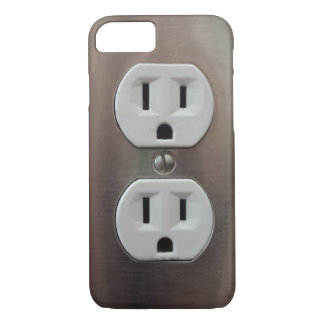 Plug Outlet iPhone 7 Case