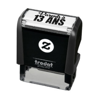 Plug PA13A Self-inking Stamp