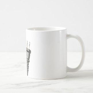 Plug types coffee mug
