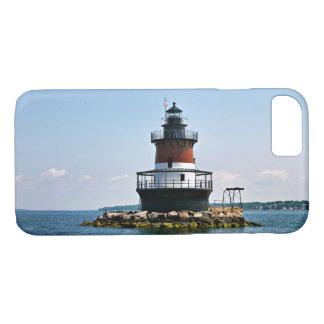 Plum Beach Lighthouse, Rhode Island iPhone Case