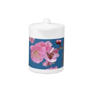 Plum blossom blue