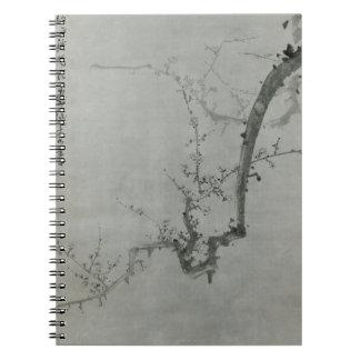 Plum Branch - Yi Yuwon Notebook