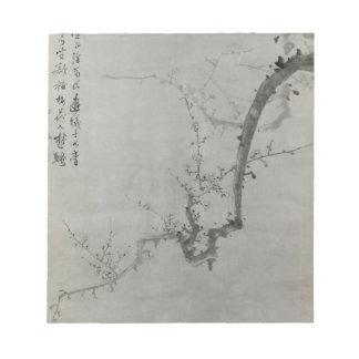 Plum Branch - Yi Yuwon Notepad