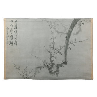 Plum Branch - Yi Yuwon Placemat