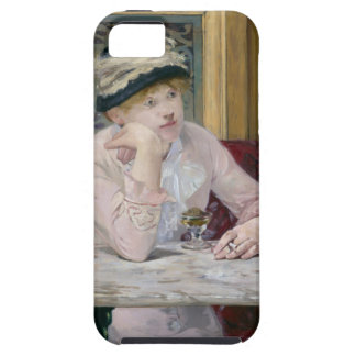 Plum Brandy by Edouard Manet iPhone 5 Covers