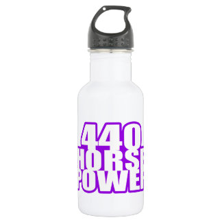 plum crazy 440 mopar 532 ml water bottle