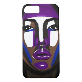 Plum Face iPhone 8/7 Case