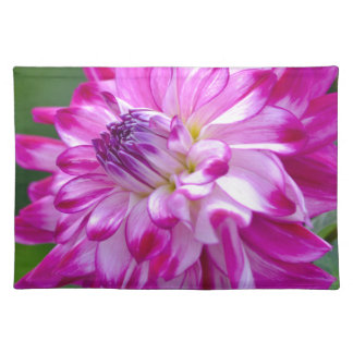Plum Flora Placemat