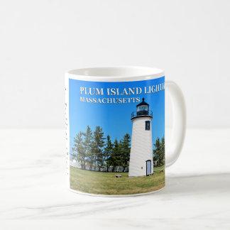 Plum Island Lighthouse, Massachusetts Mug