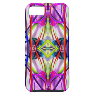 Plum Perfect Bent Lines iPhone 5 Cases