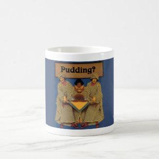 Plum Pudding Mug