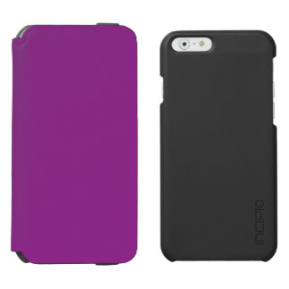 Plum Purple Incipio Watson™ iPhone 6 Wallet Case
