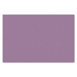 Plum Solid Color Tissue Paper