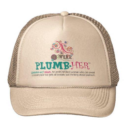 plumb-HER: Baseball Hat