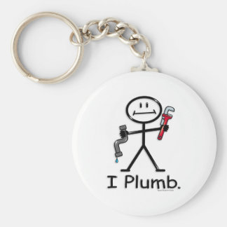 Plumber Keychain