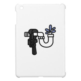 Plumber Logo Case For The iPad Mini