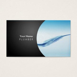 Plumbing Business Cards