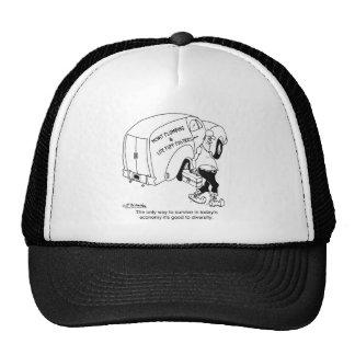 Plumbing & Lite Puff Pastries Hats