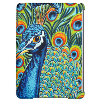 Plumed Peacock I