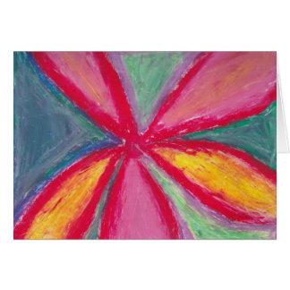 Plumeria Card