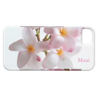 Plumeria Flowers Maui Hawaii iPhone 5 Covers