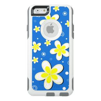 Plumeria Frangipani Floral OtterBox iPhone 6 Cases