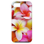 Plumeria Frangipani Hawaii Flower Customized iPhone 5 Cases
