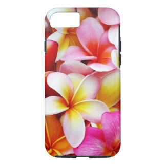 Plumeria Frangipani Hawaii Flower Customized iPhone 7 Case