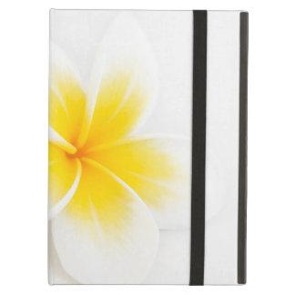 plumeria iPad air cover