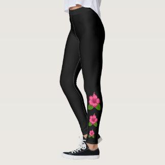 Plumeria Leggings