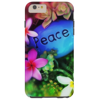 Plumeria Photo Art Phone case