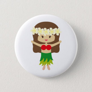 PlumeriaGP4 6 Cm Round Badge