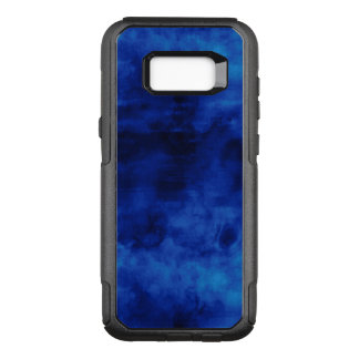 Plumes of Many Blues OtterBox Commuter Samsung Galaxy S8+ Case