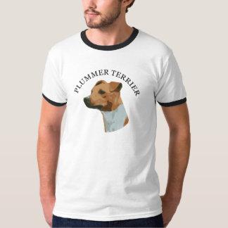 Plummer Terrier T Shirt